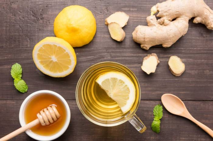 limon-ginger-tea